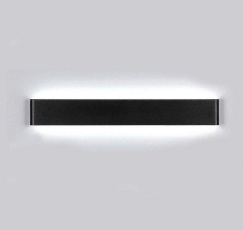 Kronleuchter Deckenleuchte Led-Lichtmoderne Minimalistische Led Wandleuchte Aluminium Wohnzimmer Schlafzimmer Gang Licht Badezimmer Spiegel Vorder Lampe