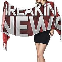 News (3) 最高級 カシミヤ マフラー レディース スカーフ ストール カシミア ショール おしゃれ 防寒 フリンジスカーフ 暖かい リスマス ギフト 秋 冬 プレゼント 大サイズ 196x68cm