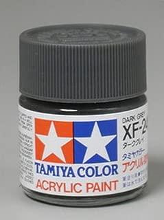 Tamiya 81324 Acrylic XF24 Dark Gray 3/4 oz