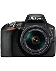 Nikon D3500 Kit AF-P DX 18-55 mm VR svart