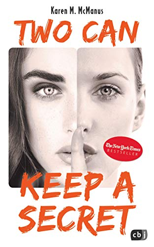 Two can keep a secret (German Edition) by [Karen M. McManus, Anja Galić]