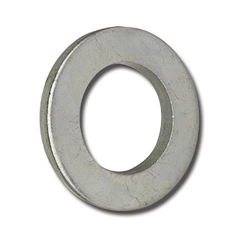 SECOTEC Beilagscheibe DIN 134 | M 10 | Unterlegscheibe verzinkt | 100 Stück