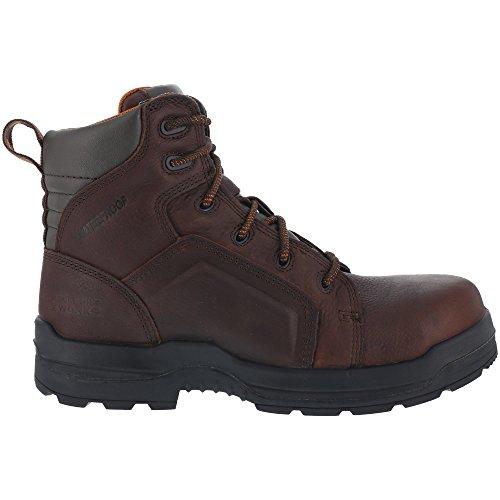 Women's Rockport Works RK664 Work Boots Brown