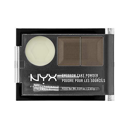 NYX PROFESSIONAL MAKEUP Eyebrow Cake Powder, Taupe/Ash