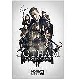 dubdubd Gotham 2019 Hot TV-Serie Show Malerei Poster