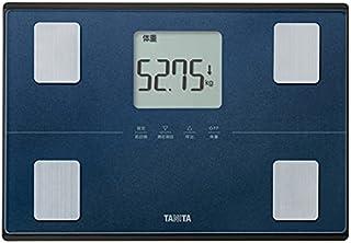 タニタ 体組成計 メタリックブルー色 BC-316-BL