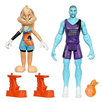 SPACE JAM  A New Legacy - 2 Pack - On Court Rivals - Lola & Wet/Fire