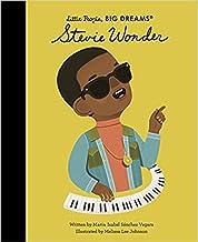 Stevie Wonder 56 Little People BIG DREAMS Hardcover 2 Feb 2021