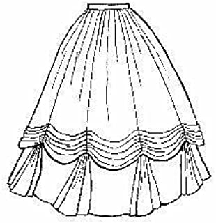 Best ball gown skirt pattern Reviews