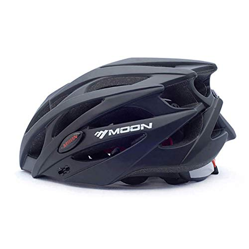 Bicycle Helmet Bicycle Helmets with CE Certified Removable Sun Visor for Men Women Road & Mountain Bike Helmet Adjustable Size Adult Cycling Helmets,M (Size : Large)