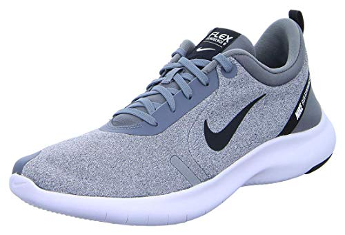 Nike Men's Flex Experience Run 8 Shoe, Cool Grey/Black-Reflective Silver-White, 10 Regular US