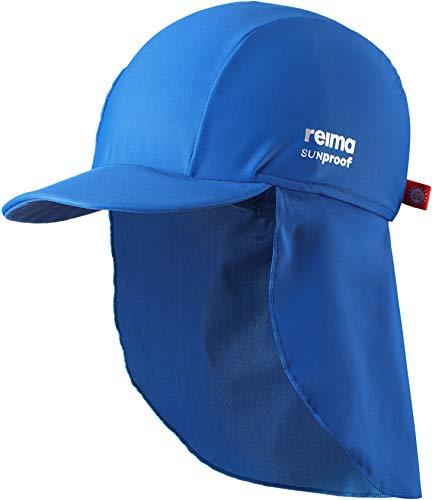 Reima Turtle Sonnenhut Kinder Blue Kopfumfang 52-54cm 2019 Kopfbedeckung