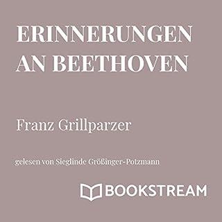 Erinnerungen an Beethoven Titelbild