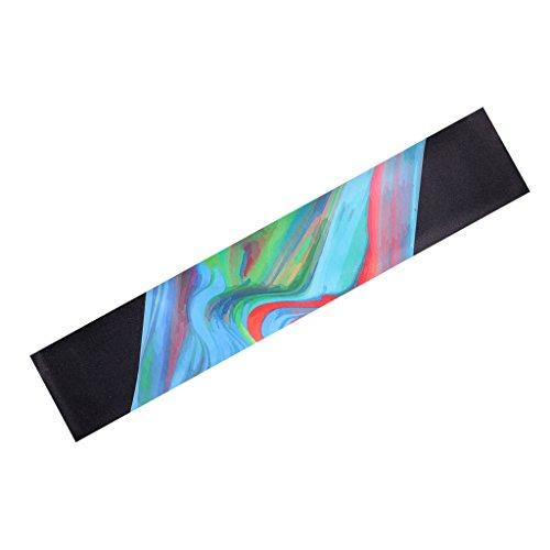 120x25cm Selbstklebend Skateboard rutschfest Griptape, viele Farbe Auswahl - I