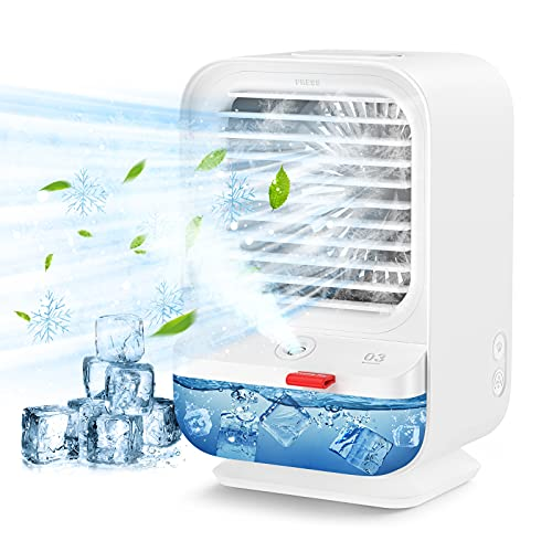 Sholov Portable Air Conditioners Fan Mini Cooler