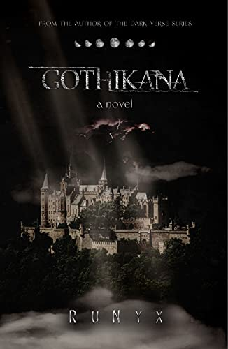 Gothikana: A Dark Academia Gothic Romance (English Edition)