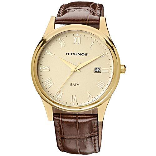 Relógio Technos Análogo Unissex 2115GL/2X