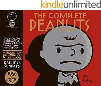 The Complete Peanuts 1巻 表紙画像