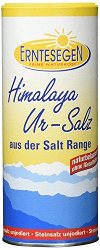Erntesegen Himalaya Ur-Salz, 3er Pack (3 x 400 g)