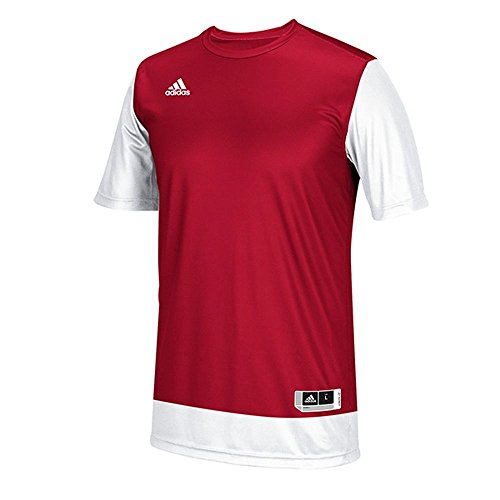 adidas Crazy Explosive Shooter Jersey M Power Red-White
