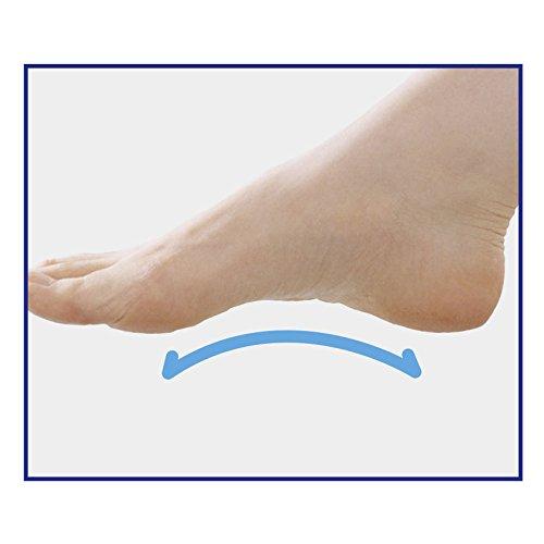 中山式外反母趾内反小趾テーピングサポーター左足用22.5~25cm1枚入