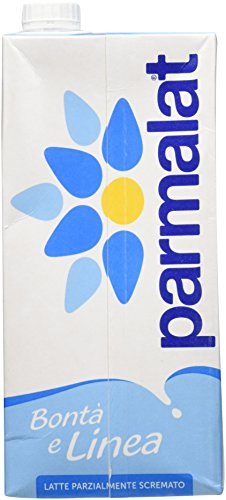 Parmalat Latte Parzialmente Scremato, 1000ml