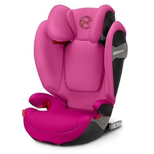 Cybex Gold Seggiolino Solution S-Fix 2019 (Fancy Pink)