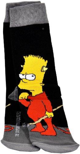 United Labels 109522 – Simpsons – Chaussettes 'Bart'