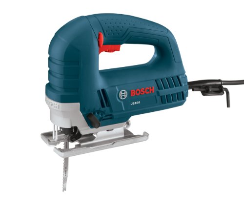 Bosch JS260 120-Volt Top-Handle Jigsaw,Blue,6.0 Amp