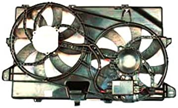 2010 ford edge cooling fan assembly