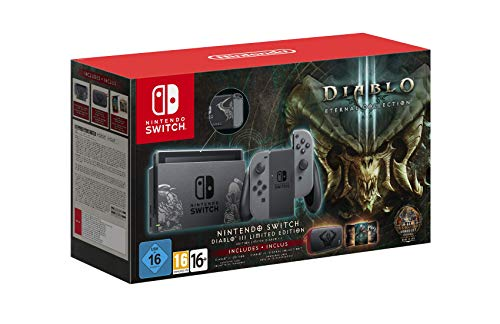 Console Nintendo Switch Edition Limitée Diablo III