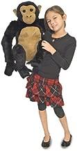 Melissa & Doug Chimpanzee - Lifelike Stuffed Animal