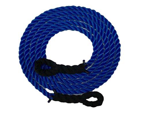 TRIPLE S ROPE Tow Rope Heavy Duty Polypropylene...