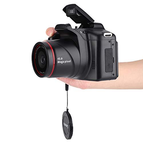 DAUERHAFT Pantalla Colorida de la cámara de Video de 16MP, para Regalos, para el hogar