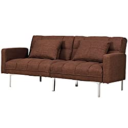 Astounding The 16 Best Sleeper Sofas For Small Spaces Reviews Guide Home Interior And Landscaping Ponolsignezvosmurscom