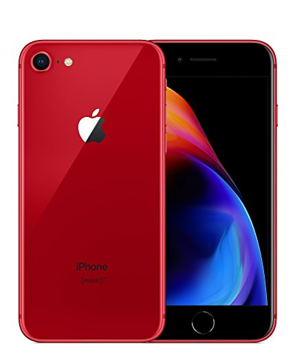 Apple iPhone 8 64GB - (PRODUCT)RED - entsperrt (Generalüberholt)