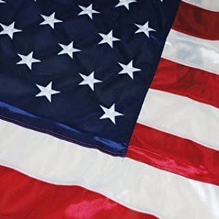 Wet and Windy Duratex II 3'x5' Tricot Knit Polyester U.S. Flag by Valley Forge Flag Co.