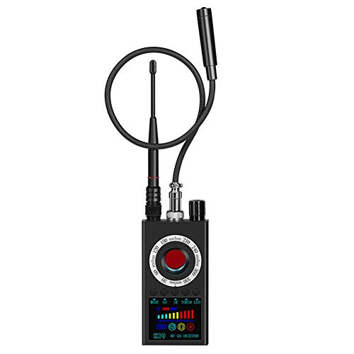 Alarma K19 Señal Del Detector De Señal De La Señal Inalámbrica Del Perseguidor Anti Espía Del Detector De Dispositivo De Escucha De Radio Buscador De Escáner
