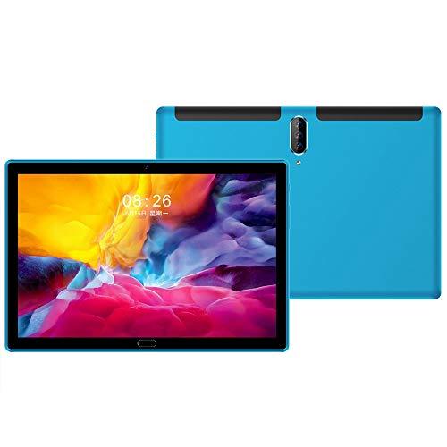 tablet PC de 10 Pulgadas, Android, Pantalla HD de 16 GB, Compatible con Bluetooth, WiFi, multifunción, Delgada y Ligera