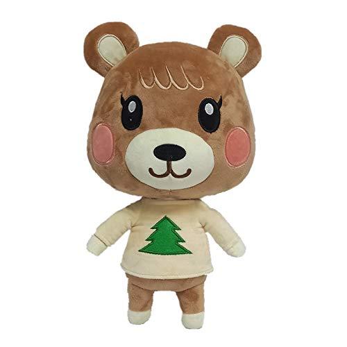 siqiwl Stofftier 1 Stück Animal Crossing Diana Plüschtier Puppe Animal Crossing 30cm Ahorn Plüschpuppe Weiches Stofftier Für Kinder Kinder Geschenke