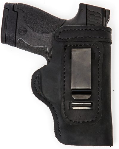 The Holster Store Leather Gun Holster for CZ 97B (Size 4)