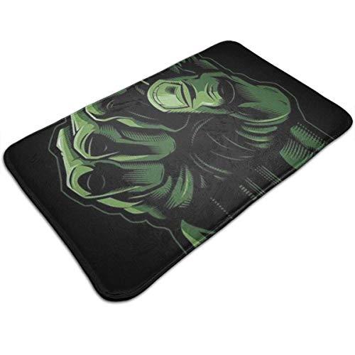 BLSYP Felpudo Indoor Entrance Rug Hulk Floor Mats Shoe Scraper Doormat for Bathroom, Kitchen