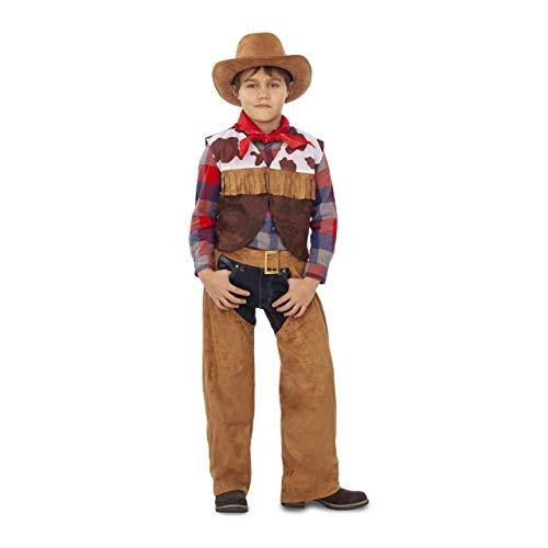 My Other Me Disfraz de Cowboy con Flecos para niño