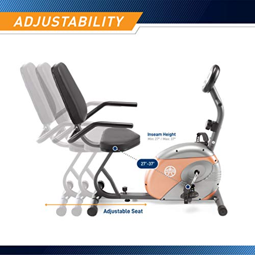 Marcy Recumbent Exercise Bike Reviews