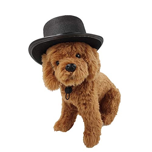 Top Hat for Your Pet Halloween Costume (Small/Medium)