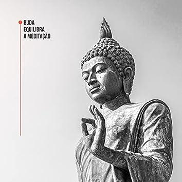 Buda equilibra a meditação - Cura da mente e da alma, Relaxamento profundo