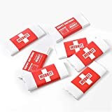 SUYEPER Game Party Supplies Chocolate Bar Medkit Labels for Birthday Party Game Birthday Party Decorations (24 Count)