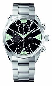 Eterna Men's 1240.41.43.0219 Automatic Kontiki Chronograph Watch image