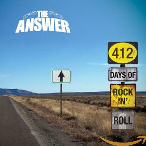 412 Days Of Rock' N' Roll