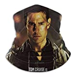 Tom Cruise In Jack Reacher - Ghetta da collo multifunzione in microfibra antipolvere, passamontagna, bandane, scaldacollo per sport all'aria aperta